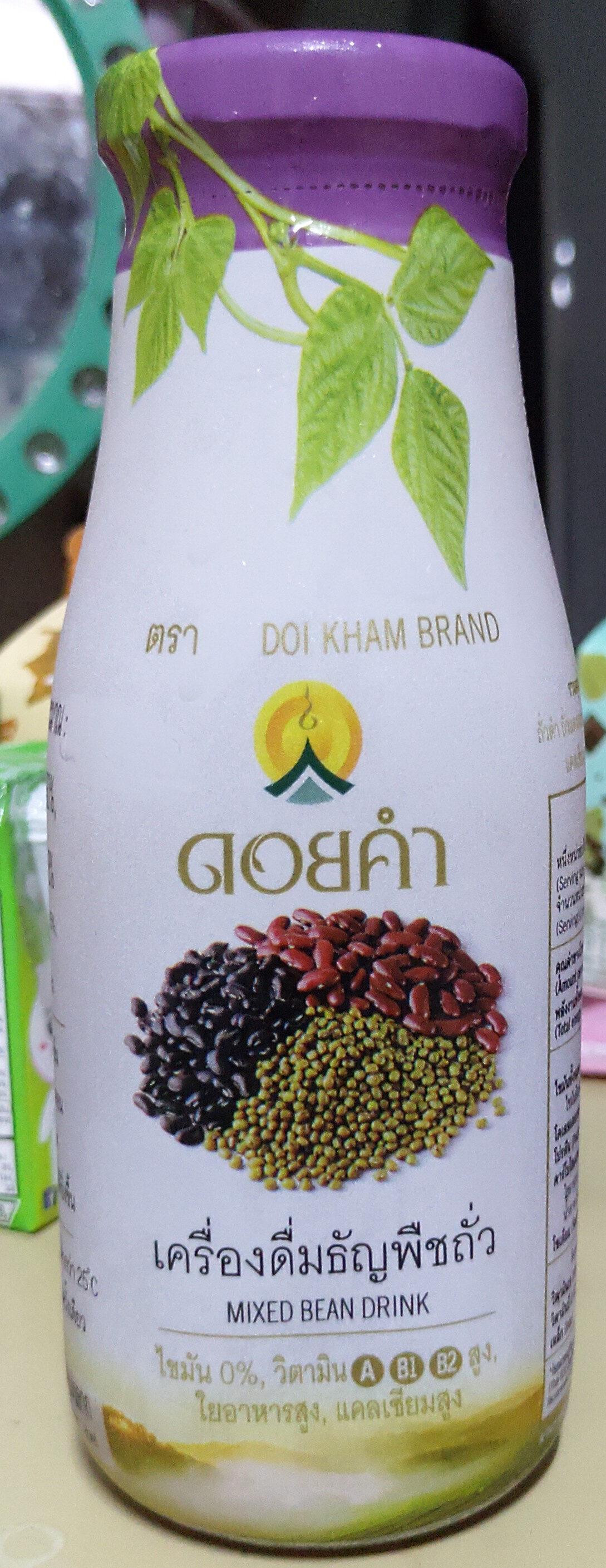 เครื่องดื่มธัญพืชถั่ว - Product - th