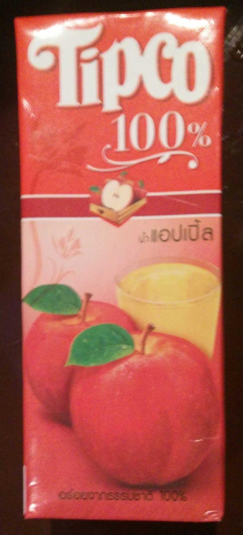 น้ำแอปเปิ้ล 100% ตราทิปโก้ - Produit - th