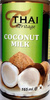 Coconut milk - Product