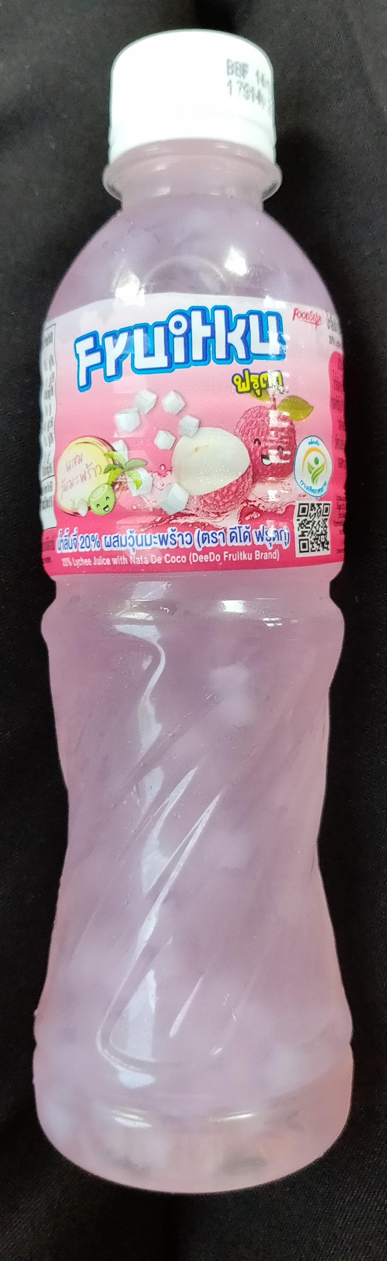 Fruitku - Produit - en