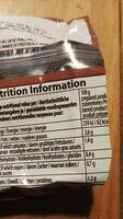 Nouilles instantanées au goût de canard Pa Lo - 55 g - Mama - Informations nutritionnelles - fr