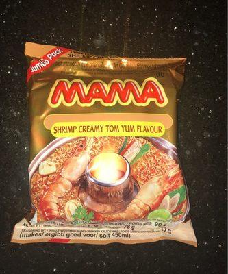 Mama Soupe Tomyum Creme - Product - fr