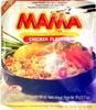 Nouilles instantanées avec goût de poulet - 90 g - Mama - Produit