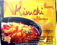Potage de nouilles instantanées avec goût de kimchi - 90 g - Mama - Product - fr