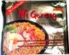 Mi Goreng Plat de Nouilles instantanées - 80 g - Mama - Produit