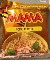 Mama Soupe Porc - Product - fr
