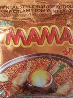 Soupe Cremeuse Crevettes Tomyum Mama - Product