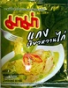 Instant Noodles Chicken Green Curry Flavor - Product