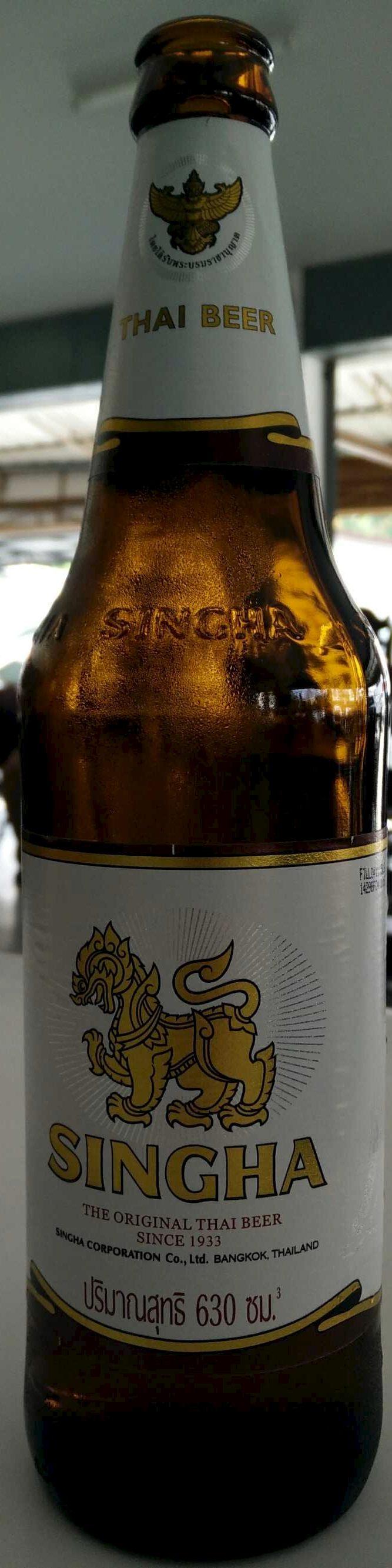เบียร์สิงห์ - Produit