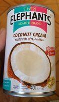 Coconut cream - Produit - fr