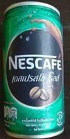 Espresso Nescafe - Produit