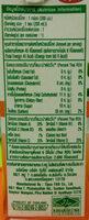 ออเร้นจ์ มิกซ์ - Informations nutritionnelles - th