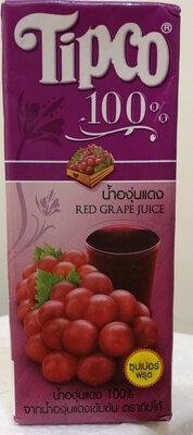 น้ำองุ่นแดง ตรา ทิปโก้ - Produit - th