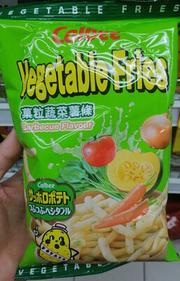 Calbee Vegetable Fries barbecue flavour - Product