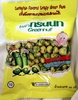 Cuttlefish Flavored Crispy Green Peas - Product
