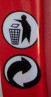 Jasminreis - Istruzioni per il riciclaggio e/o informazioni sull'imballaggio - de