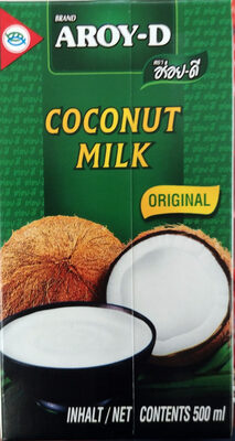Coconut milk - Produkt