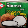 Aroy-D Kokosnussmilch - Produkt