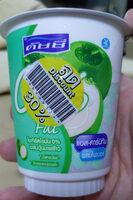 โยเกิร์ตรสวุ้นมะพร้าว - Produit