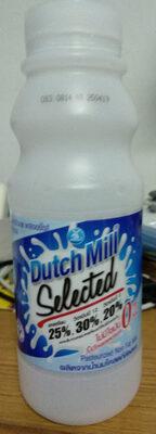 นมขาดมันเนยดัชมิลล์ - Product