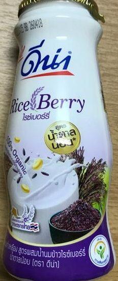 DNAriceberrymilk - Produit - en