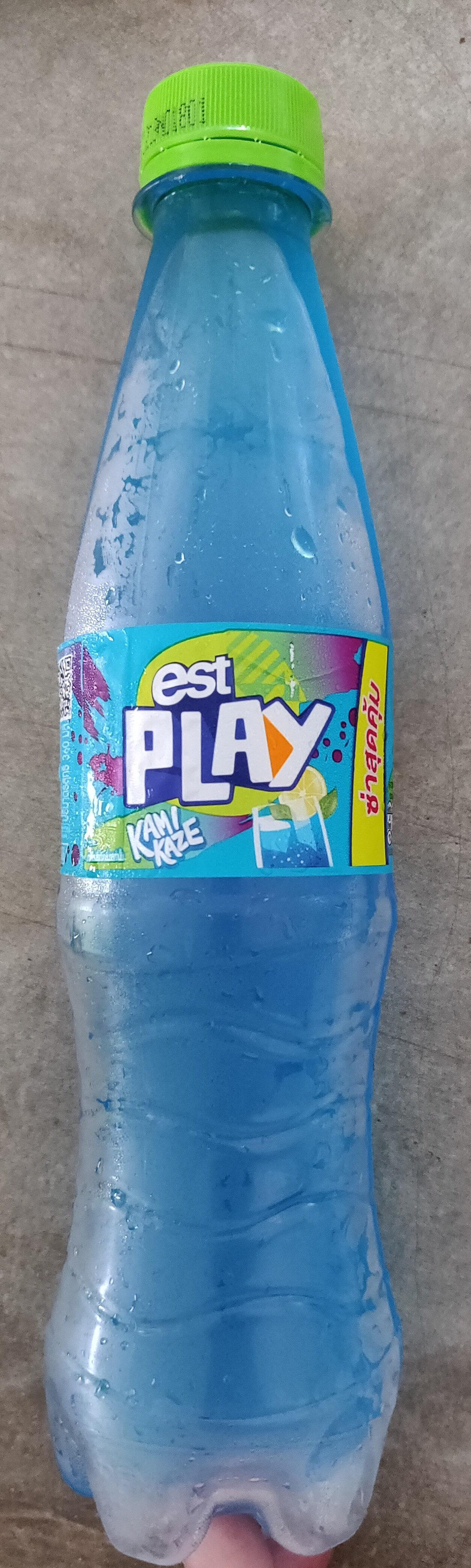 Est play Kamikaze - Produit