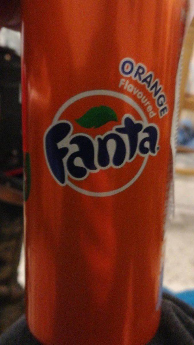 Fanta - 325 ML - Produit