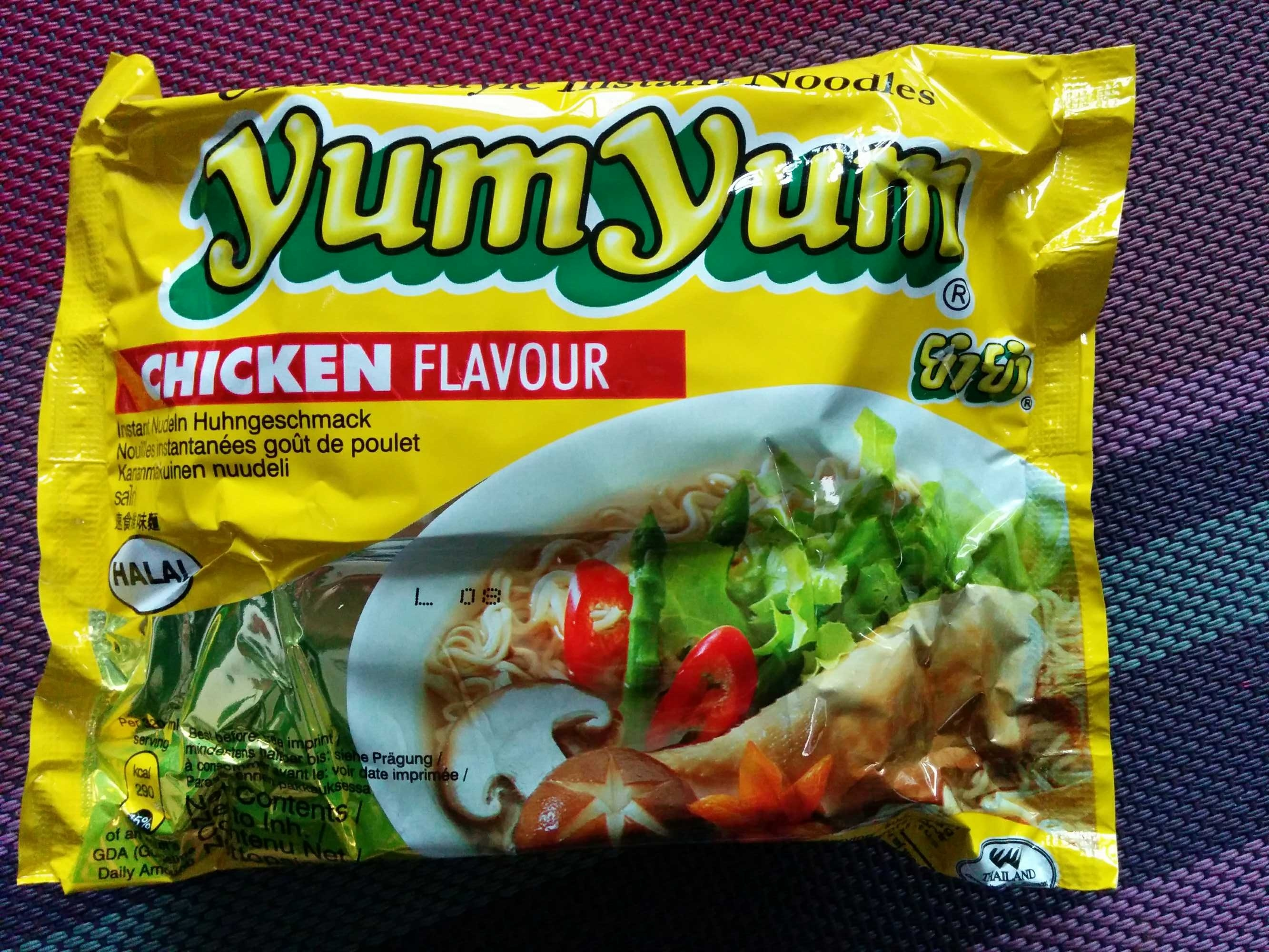 Asian Cuisine Chicken Flavour - Product