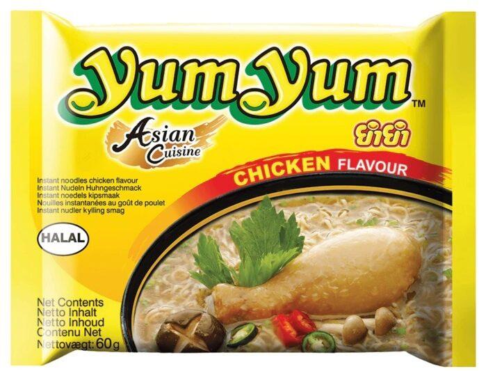 Yum Yum Asian Cuisine Chicken Flavour - Produkt - de