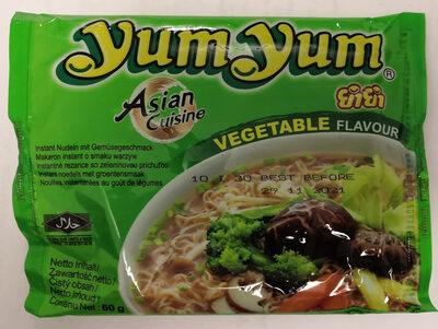 YumYum Asian Cuisine Vegetable Flavour - Produkt - de