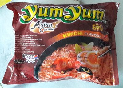 Instant noodle Kimchi flavour - Produit
