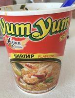 Cup Soupe Crevette Yum Yum - Produit - fr