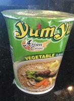 Nouilles asiatiques - Produit