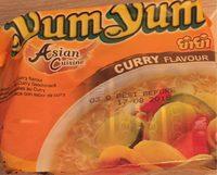Yum yum curry - Produit