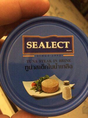 ทูน่าสเต็ก ในน้ำเกลือ - Prodotto - th