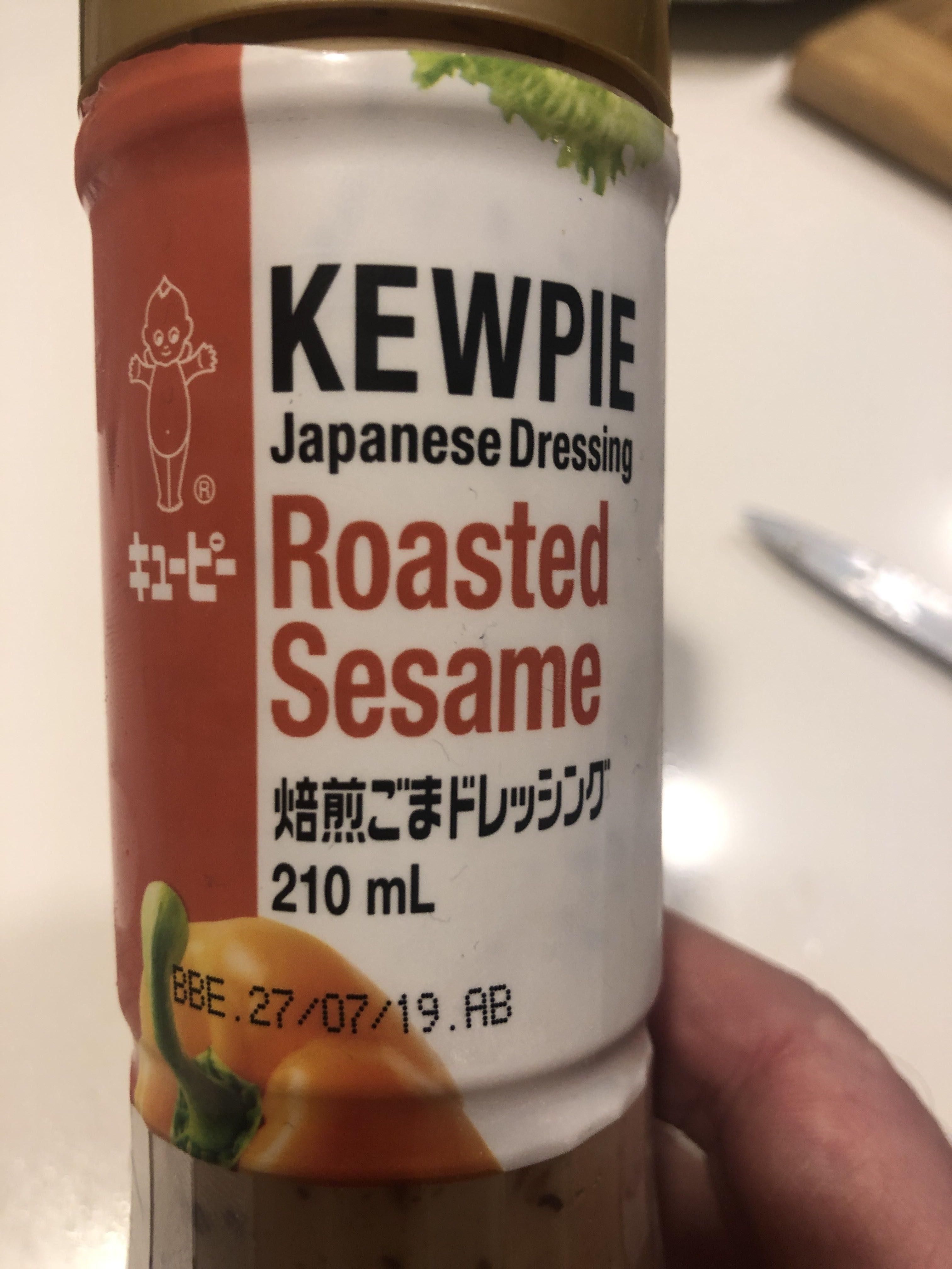 Kewpie japanese dressing - Product - fr