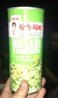 Green peas Koh-Kae - Product - fr