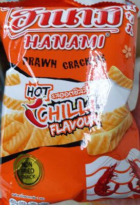 ข้าวเกรียบกุ้งฮานามิรสฮอตชิลลี่ - Product