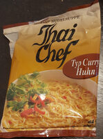 Thai Cheff Curry Huhn - Produit - de