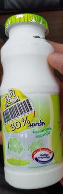 นมเปรี้ยวรสมะนาว - Product - th