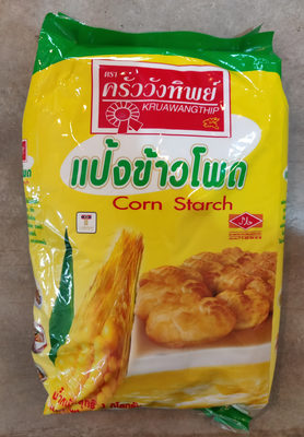 corn starch - Produit