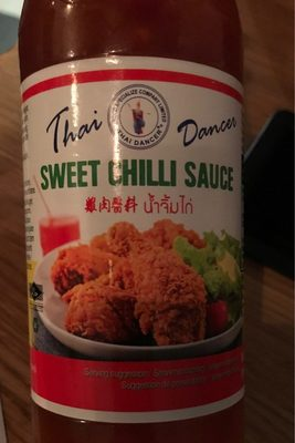 Sweet Chilli Sauce - Product - fr