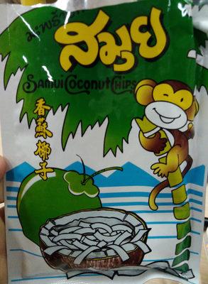 Samui Coconut Chips - 产品 - en