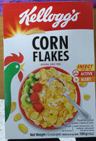 Kelloggs Corn FLKS 150GM - Produit - en