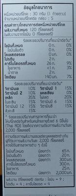 Kelloggs Corn FLKS 150GM - Informations nutritionnelles - en