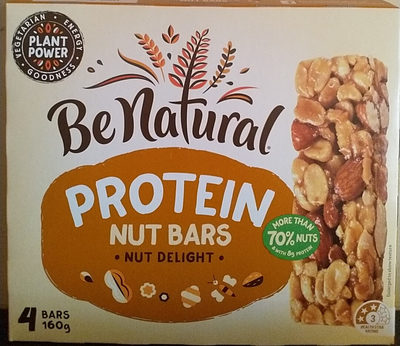 Protein Nut Bars - Nut Delight - Product