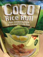 Coco Rice Roll - Produit - fr
