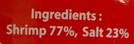กะปิแท้ - Ingredients