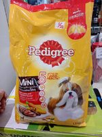 Pedigree Mini beef lamb and vegetable - Produk - id