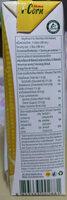 Malee sweet corn milk - Informations nutritionnelles - en